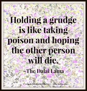 Stress, upbeat living, grudges,forgivieness, forgive