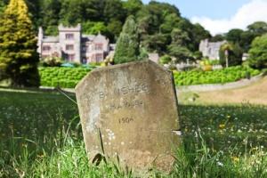 gravestone, name, essence