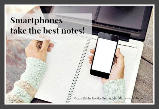 Stress, author stress, notes, smartphone, Effective Author