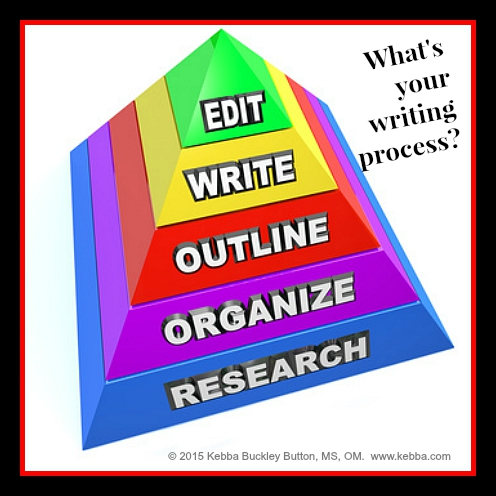 stress, author stress, Effective Author, research, notes