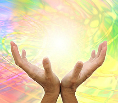 Stress, healing, curing, Upbeat Living
