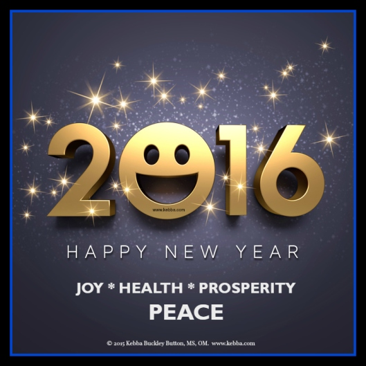 New Year Stress, New Year Wishes, Upbeat Living